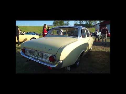 SAMLARBILAR 1: Carina Axéns Ford Taunus – populärast på 60-talet
