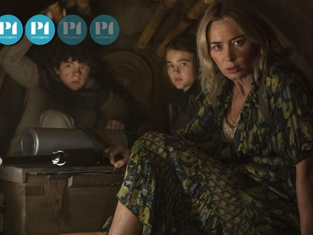 Recension: A quiet place part II med Emily Blunt och John Krasinski