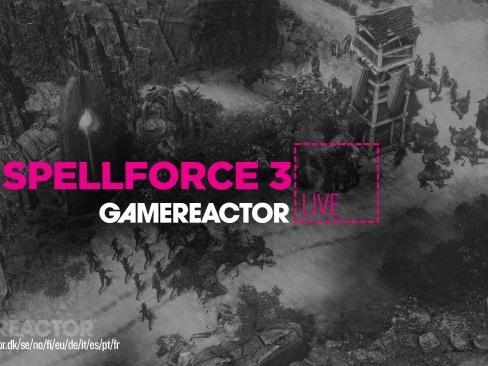 Gamereactor Live: Vi spelar Spellforce 3