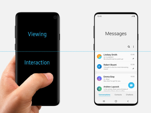 Rykte: Android 10 för med sig Samsung One UI 2.0