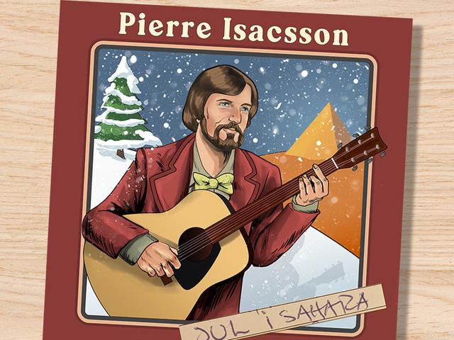 Jul i Sahara – ny musik med Pierre Isacsson