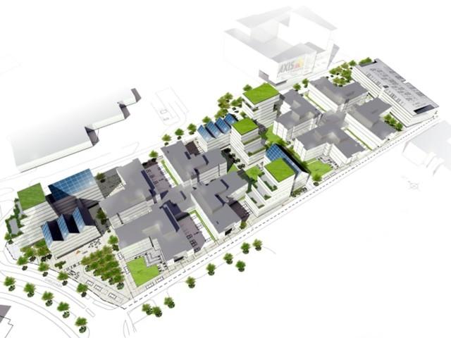 25 000 kvadratmeter kontor planeras i Lund