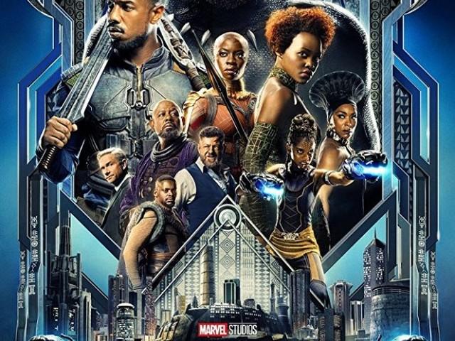 Här är den officiella trailern för Black Panther