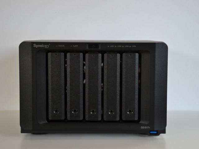 Testpilot: Synology Diskstation DS1517+