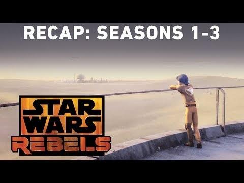 Sammanfattning av Star Wars Rebels