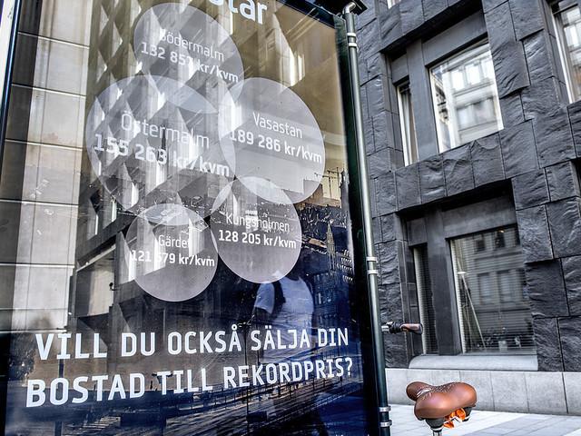Stockholmare tjänar stort på boendet