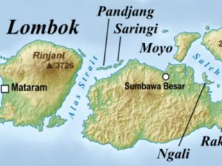 När får vulkanen på Lombok utbrott?