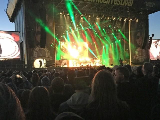 Judas Priest på Sweden Rock Festival