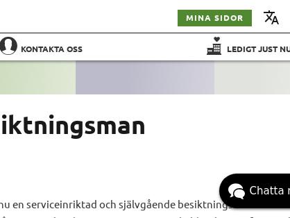 Besiktningsman, Lunds Kommuns Fastighets AB