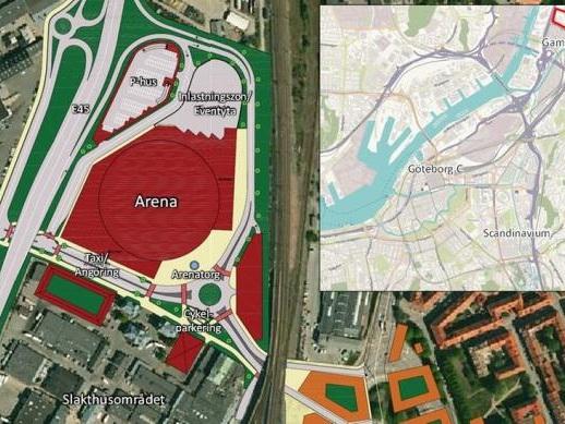 Ny arena i Gamlestaden är en bra idé