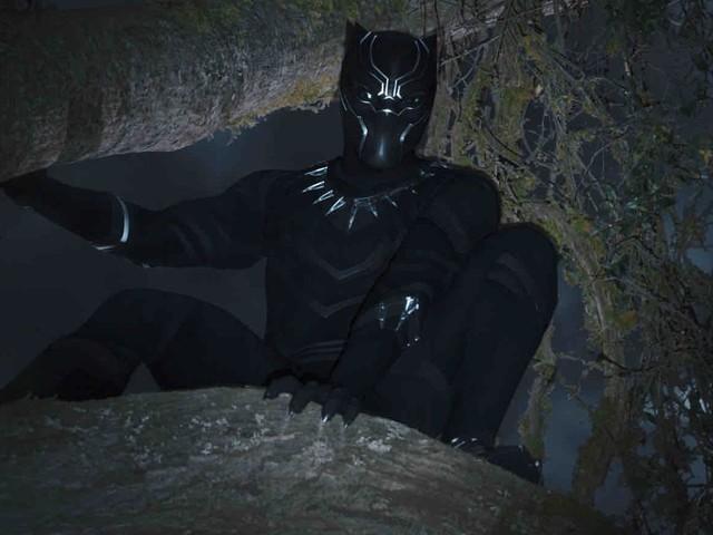 Marvel-bossen Kevin Feige pratar om Black Panther