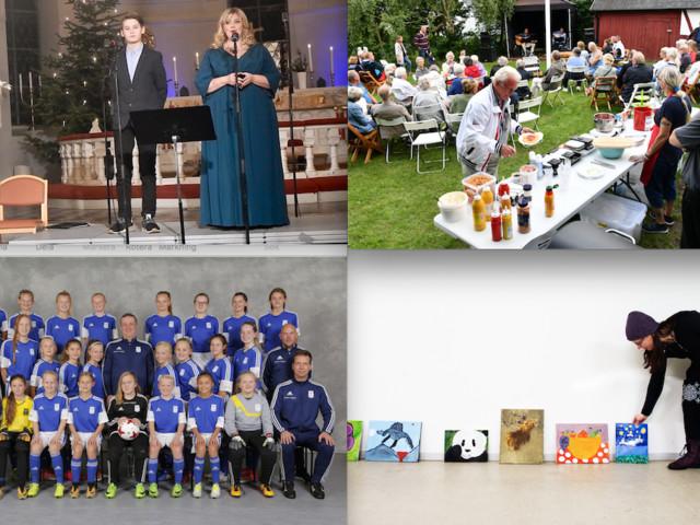 Fotboll ställs mot musik och konst när kulturpriset ska delas ut