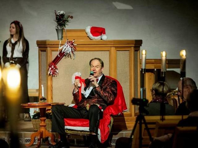 Det svänger om julen