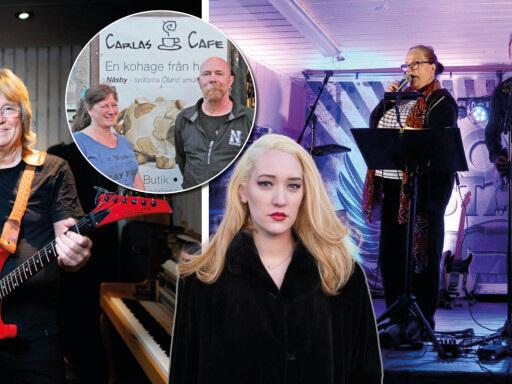 Maxad konsertsommar på Carlas – både svenska legendarer och långväga besök