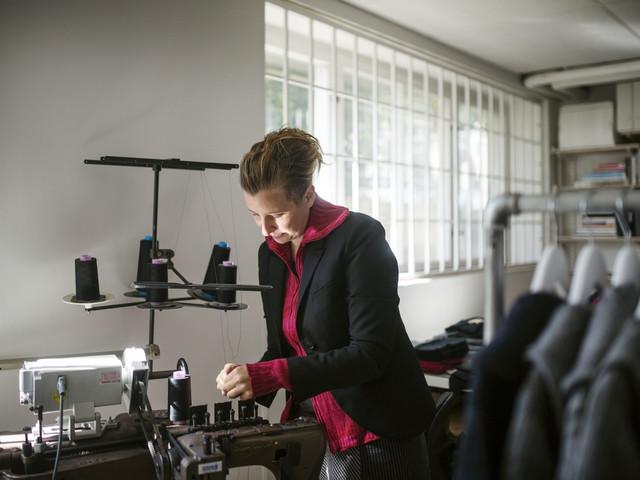 Mindre aktörer dominerar den skånska modebranschen