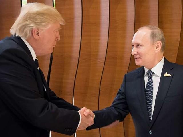 Trist för desinformatörer och krigshetsare – Trump & Putin har träffats och trivts