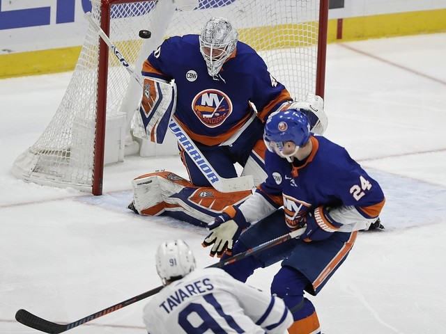 Lehner kan få NHL-pris