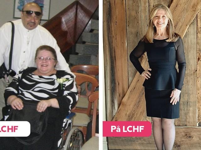Terri gick ner 91 kilo och reverserade sin typ 2-diabetes