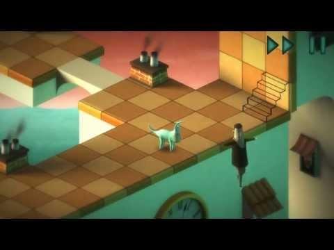 Konstnärligt pusselspel är gratis på Steam just nu