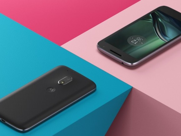 Moto G4 Play erhåller Android Nougat