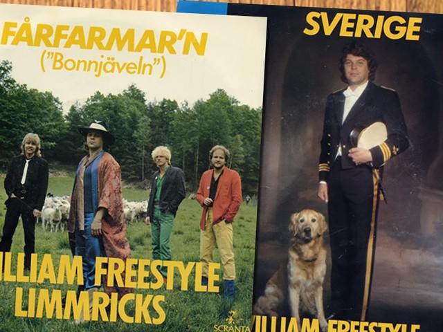 William Freestyle – historien om Sveriges första diktjockey