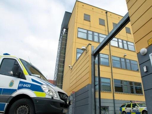 Misstänkt våldtäkt utreds i Växjö