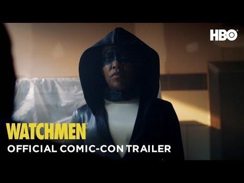 Ny trailer för Watchmen-serien
