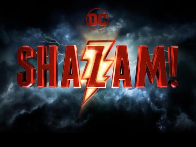 DC har visat upp den officiella Shazam-logotypen