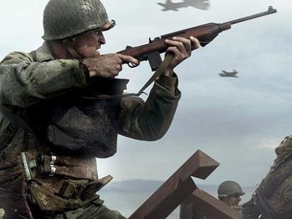 Hyr professionell spelare att köra Call of Duty: WWII åt dig