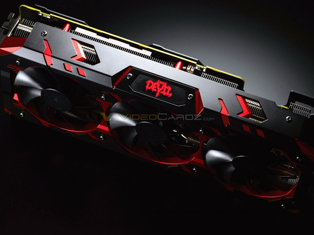 Powercolor visar AMD Radeon RX Vega Red Devil
