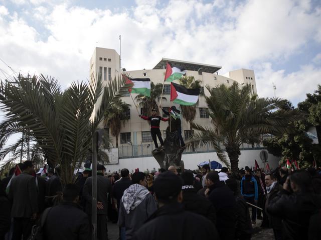 21-åring i Gaza sågar Trump: Ingen fredsplan