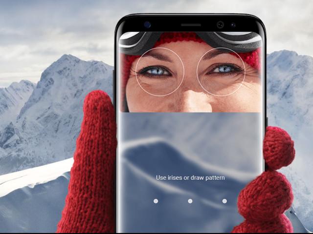 Korea Herald: Samsung Galaxy S9 har mer högupplöst ögonskanner