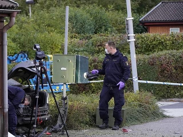 Ingen gripen för sprängning i Lund