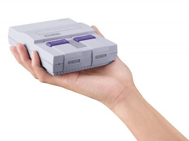 Super Nintendo Classic Edition utannonserad