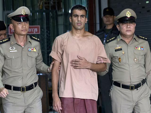 al-Araibi på väg att släppas