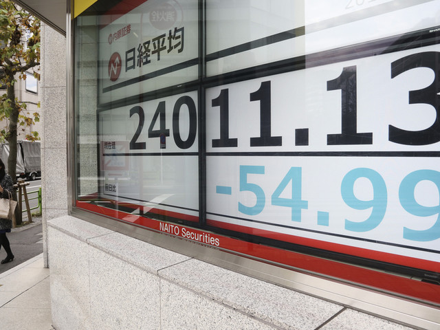 Små rörelser på Asiens börser