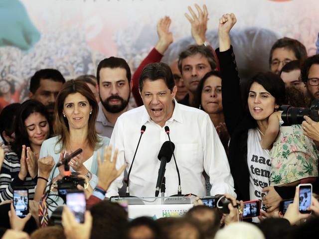 Brasiliansk presidentkandidat dömd