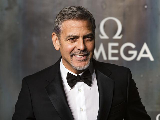 Clooney blir tequilamiljardär