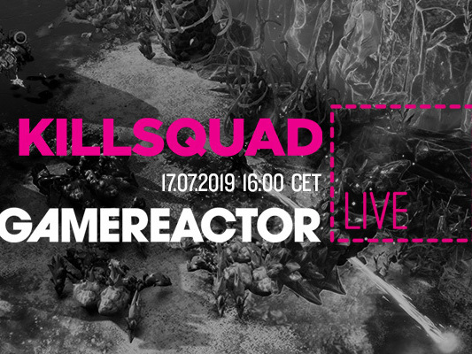 Gamereactor Live: Vi spelar Killsquad