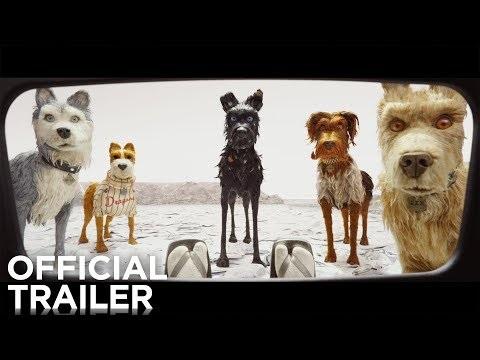 Första trailern för Isle of Dogs