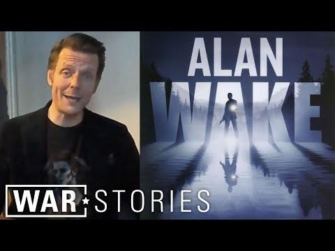 Sam Lake pratar om utvecklingen av Alan Wake