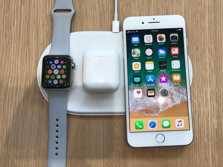 Apple ryktas släppa AirPower nästa månad