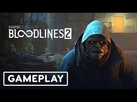 Nytt gameplay från Vampire: The Masquerade - Bloodlines 2