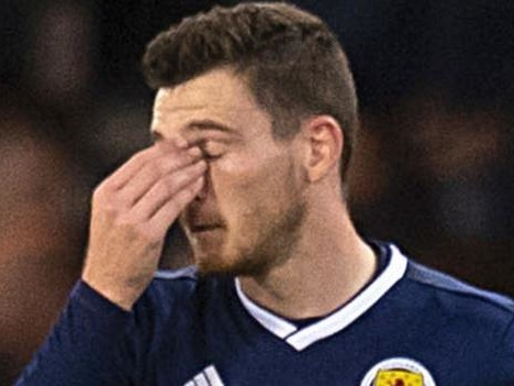 Some people 'prefer Scotland to do badly' - Andy Robertson