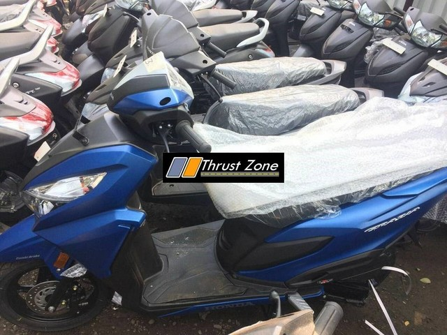 Honda Grazia Urban Scooter Announced