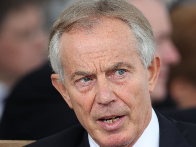 Tony Blair Urges Jeremy Corbyn To Oppose Brexit And Back Referendum On May's Final Brussels Deal