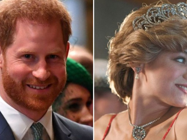 Prince Harry Reveals Exactly What He Thinks Of The Crown