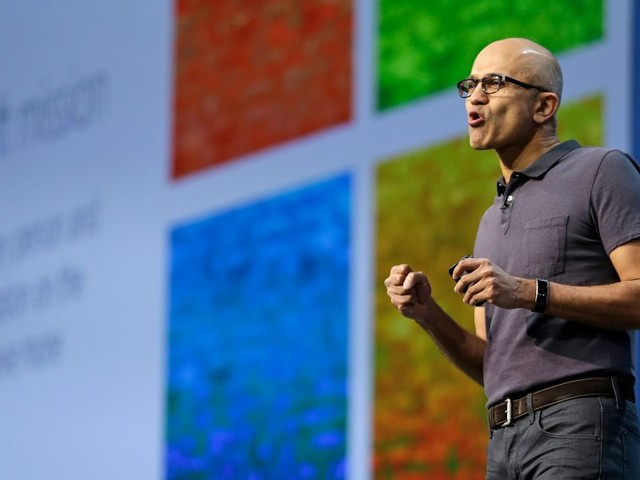 Microsoft's dream of Windows on phones is officially dead — now it's time for Plan B (MSFT)