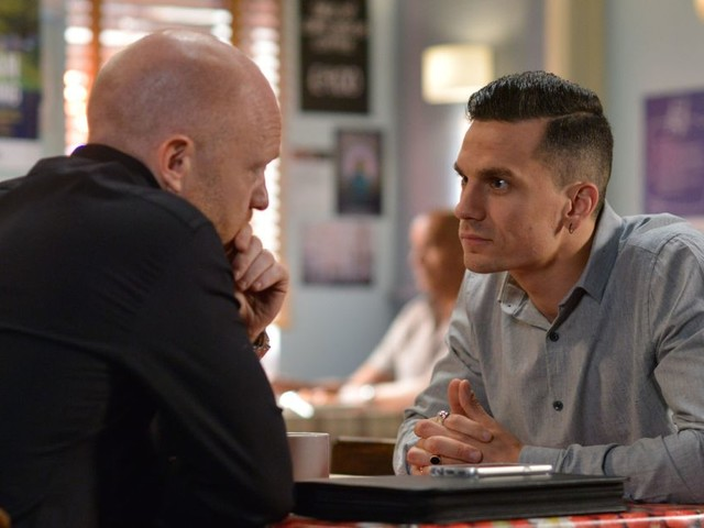 EastEnders spoilers: Max Branning to murder Steven Beale after concocting huge death lie?