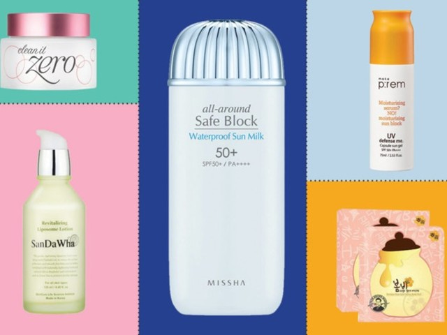 The Best Korean Beauty and Skin Care Products